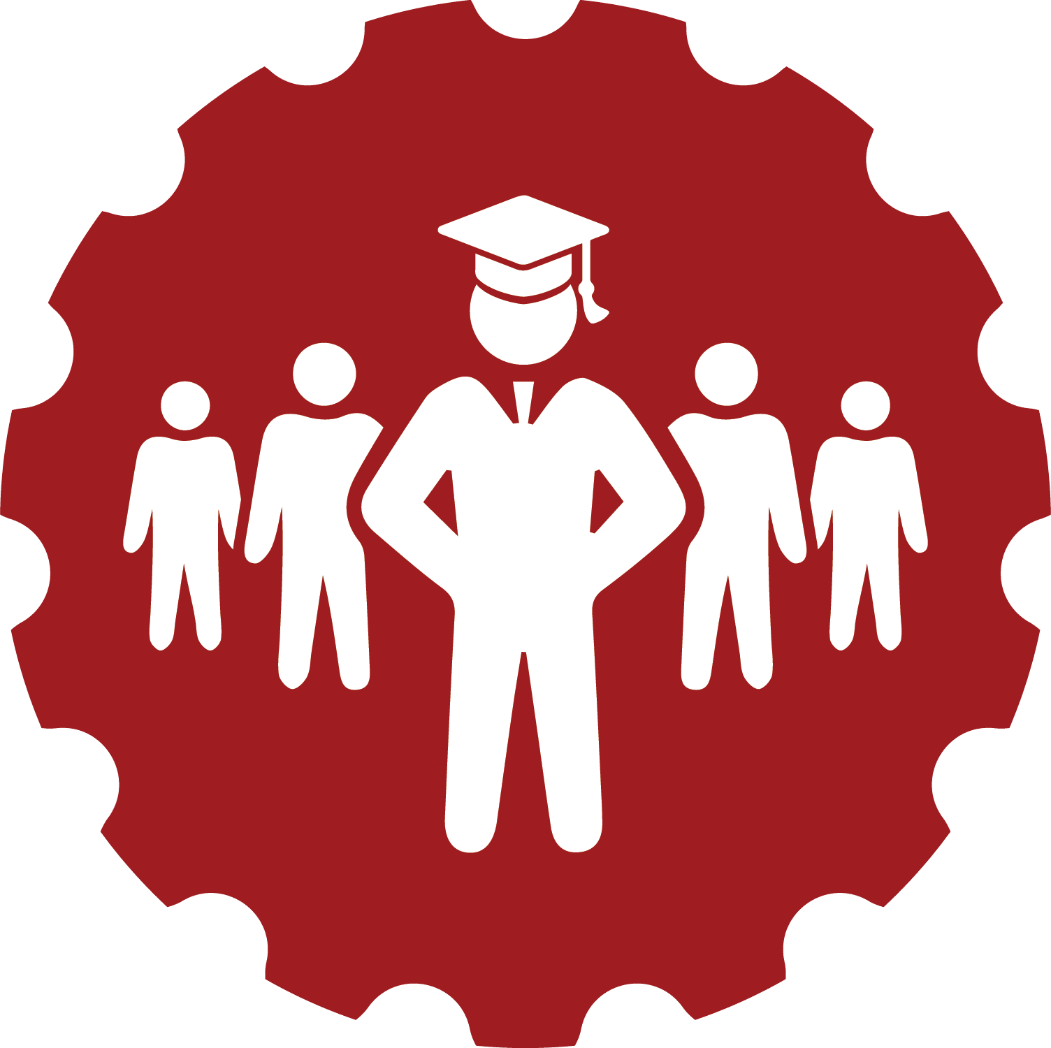 Education and Workforce Development Icon