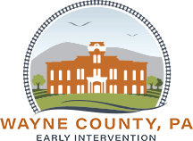 Wayne County, PA Early Intervention Logo